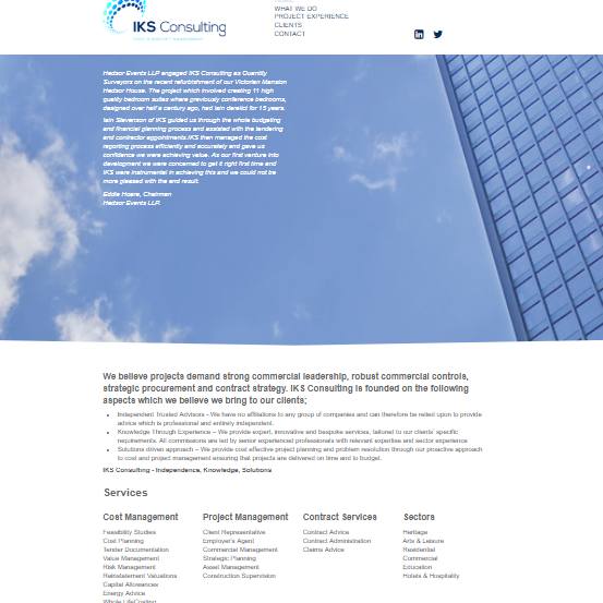 iks consulting